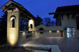 Outdoor Kitchen Lighting Living Spaces Outdoor Lighting In Chicago Il Outdoor Accents