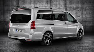 mercedes builds 100k v class minivans adds production in spain