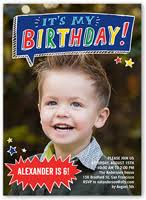 birthday invitations for boys shutterfly