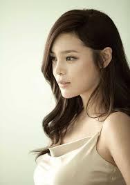 waivy korean hair style park si yeon long wavy hairstyles for korean girls