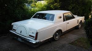 curbside classic 1983 lincoln continental mark vi missing the mark