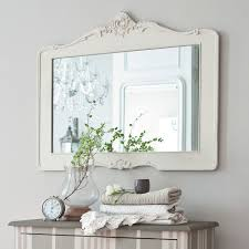Bathroom Mirror Ideas Rectangular White Stained Wooden Bath Cabinet Storage Teak Wood