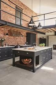 62 stylish industrial kitchen design ideas lofts kitchens and