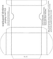 15 playing card box templates u2013 free pdf format download free