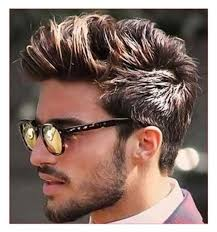short to medium hairstyles men along with medium hairstyles for