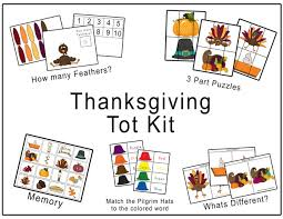 lawteedah thanksgiving tot kits