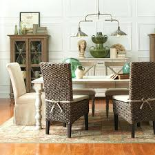 dining table restoration hardware parsons extension dining table