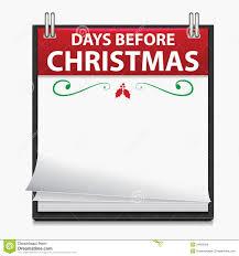 christmas countdown calendar christmas countdown calendar royalty free stock image image