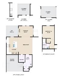 Village Builders Floor Plans The Mustang Floor Plan At The Village At Palisade Park In