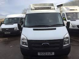 van ford transit ford transit lwb high roof fridge van 2012 standby 3 5 ton low