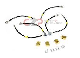 nissan gtr accessories south africa goodridge 22076bkc phantom g stop brake lines nissan gt r r35