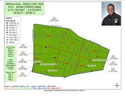 Crime Maps Wilshire Division Crime Maps Larchmont Buzz Hancock Park News