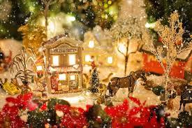 free photo christmas village christmas xmas free image on