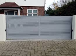 modern fence wall designs collection including house boundary