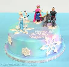 frozen birthday cake how paula s custom cakes in langley bc saved our frozen birthday