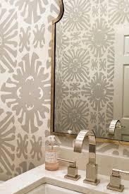 wallpaper ideas for bathroom powder room wallpaper lightandwiregallery com