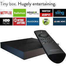 certified refurbished amazon fire tv u2013 streaming media player