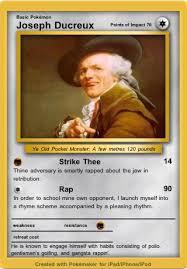 Joseph Ducreux Meme - image 180191 joseph ducreux archaic rap know your meme