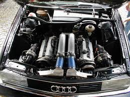 audi v8 turbo marc s 1990 4 2l v8 turbo coupe quattro motorgeek com