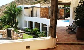 Pleasant Beach Village by Superb 2 House Villa For Sale Near The Village Of Agua Amarga In Spain