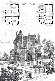 gothic house floor plans vitrines