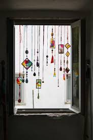 How To Hang Door Beads by With The Sun Through My Kitchen Window All Day Instead Of A