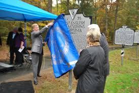 virginia first thanksgiving historic marker dedication 2013 virginia thanksgiving festival