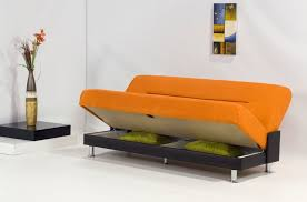 Jennifer Convertibles Sofa Beds by Furniture Orange Velvet Convertible Sofa With Storage