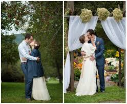 backyard country wedding rustic wedding chic