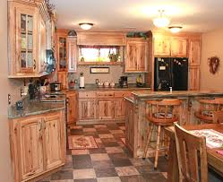 how to change kitchen cabinet color change kitchen cabinet stain color the cabinets plus rustic hickory