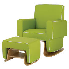 image of glider chair and ottoman glider rockers for nursery