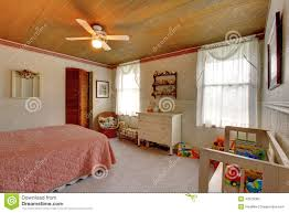 old fashioned house interior kids room stock photo image 40975080