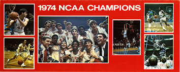 n c a a basketball champions 1974 n c state google search nc