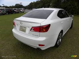 lexus white pearl starfire white pearl 2009 lexus is 250 exterior photo 39188171