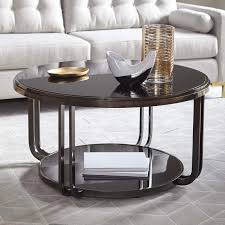 living spaces side tables mirrored coffee tables to upgrade your living space