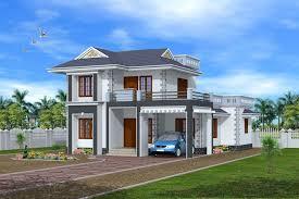 Home Design Maker Home Design D Exterior Design Kerala House D - Home design maker