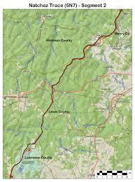 Duck Migration Map Natchez Trace Route