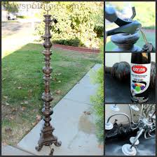 Tall Floor Standing Candelabra by A Floor Candelabra For Halloween The V Spot