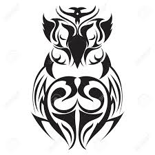 owl tattoos design owl tattoo design royalty free cliparts vectors and stock