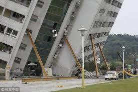 earthquake update cgtn on twitter update the 6 5 magnitude earthquake in taiwan
