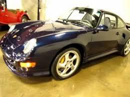 97 porsche 911 for sale 1997 porsche 911 turbo s for sale 1 of 182 built