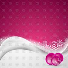 pink christmas pink christmas background with snowdrift christmas balls and