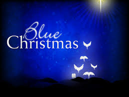 blue christmas blue christmas here s the thing