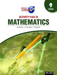 full marks lab manual of activity plus in mathematics for class 9
