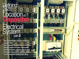wiring diagram panel capacitor bank gandul 45 77 79 119