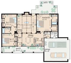 split bedroom floor plans split bedroom ranch design 8242jh architectural designs