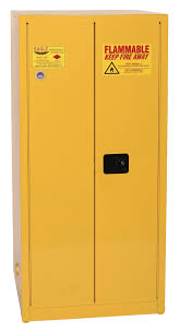 flammable storage cabinet grounding requirements eagle flammable liquid safety storage cabinet 60 gal yellow two