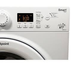 buy hotpoint wmfug742p smart washing machine white aquarius