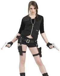 Lara Croft Tomb Raider Halloween Costume 14 Black Widow Images Black Widow Halloween