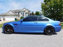 Bmw M3 Baby Blue - 2002 bmw m3 e46 coupe individual estoril blue 15k in aftermarket